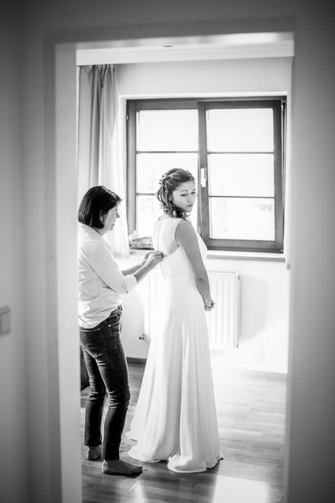 Hochzeitsfotografie in der Villa Blanka - Emotionen & Bilder