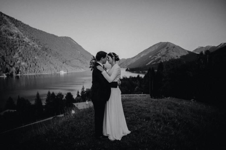 Hochzeitsfotograf am Weissensee